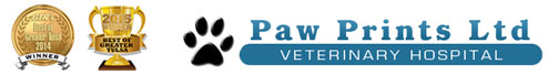 Paw Prints Ltd | Tulsa Vet | 918-250-0883